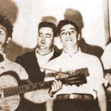 Pete Seeger The Almanac Singers Casey Jones (Union Scab)